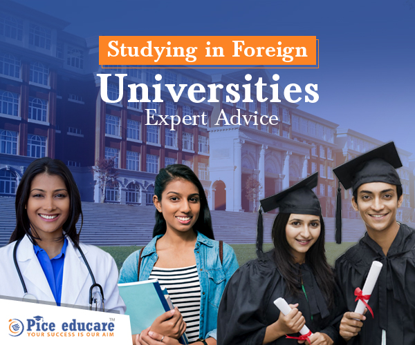 studying in foreign universities