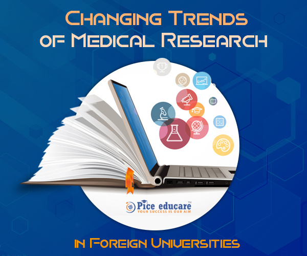 Medical Research in Foreign Universities