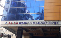 Ad din Womens Medical College