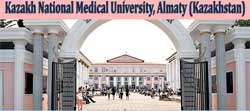 Kazakh National Medical University Kazakhstan