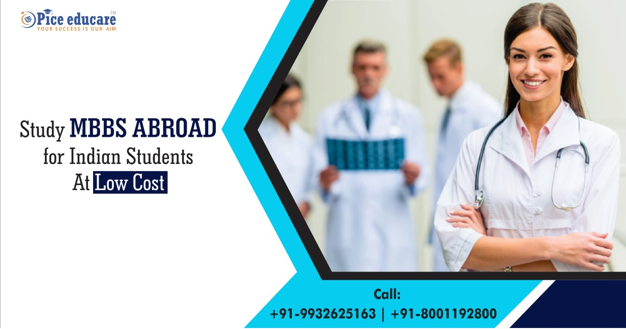 Pice Educare - Study MBBS Abroad For Indian Students At Low Cost