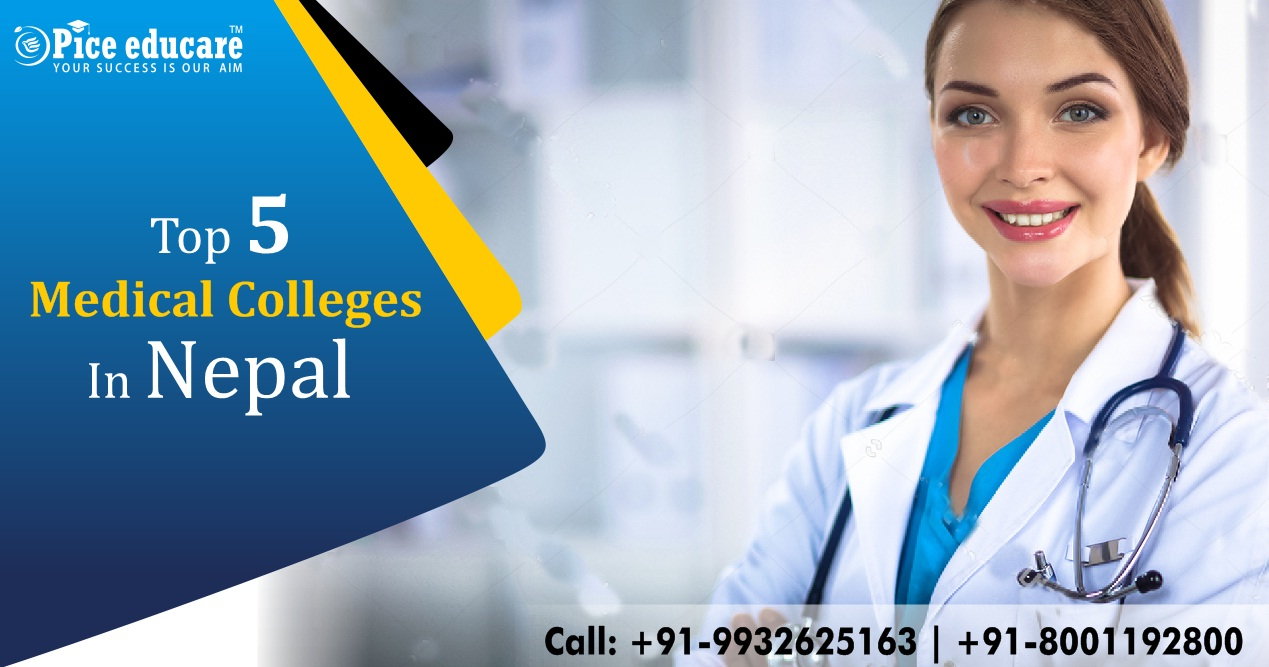 Top 5 medical colleges in Nepal MBBS admission