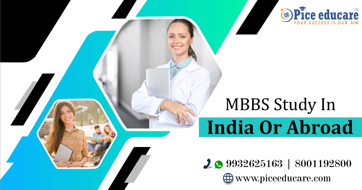 MBBS study in India or abroad 48585