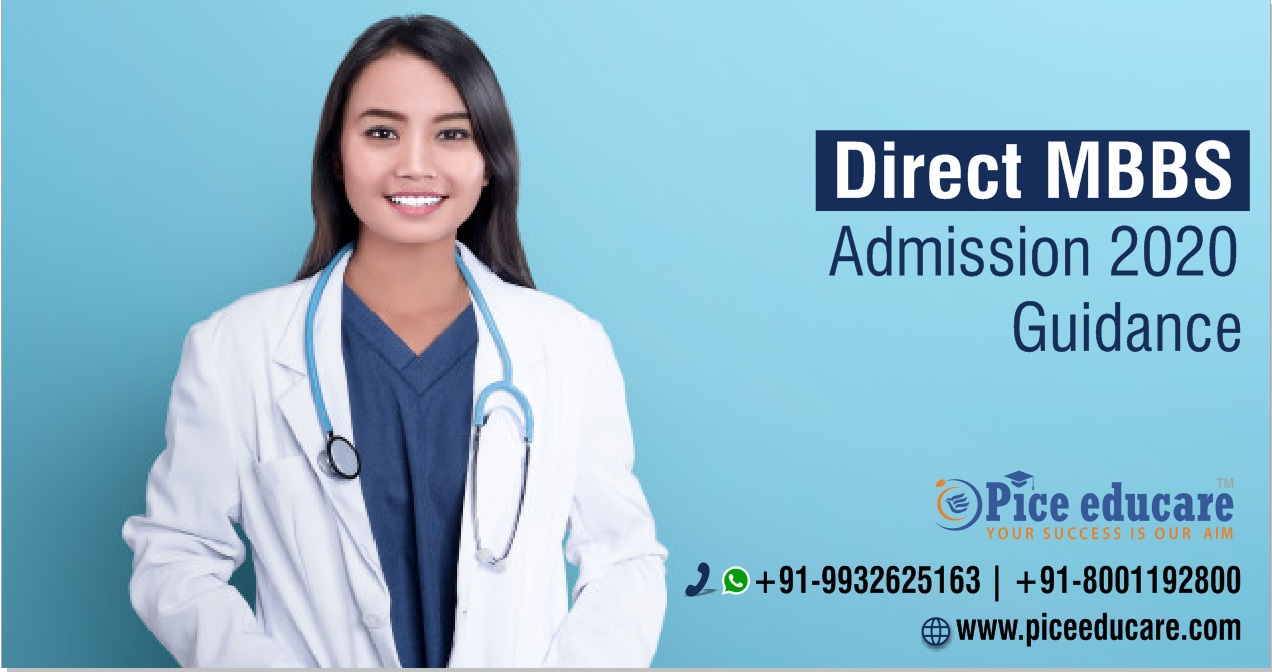 Direct MBBS admission guidance 3445