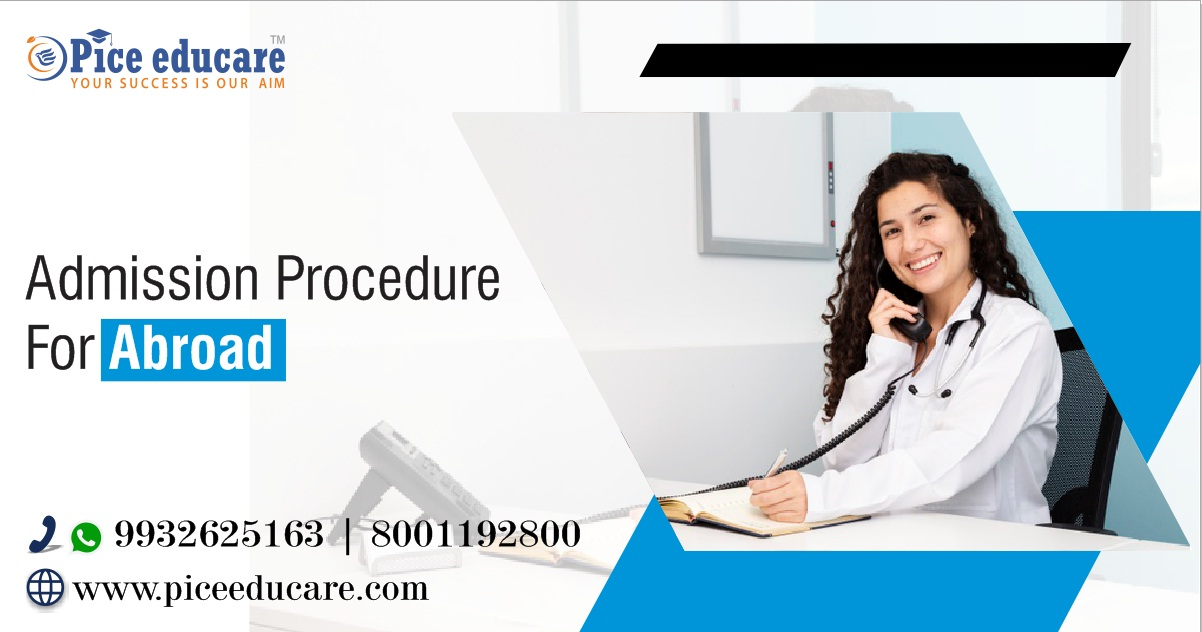 Admission procedure for mbbs abroad 5766