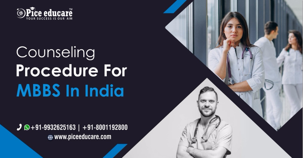 MBBS counseling process in India 456
