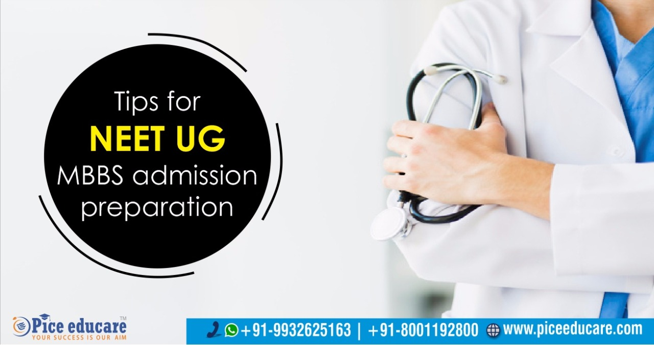 Tips for NEET UG MBBS admission preparation 7566