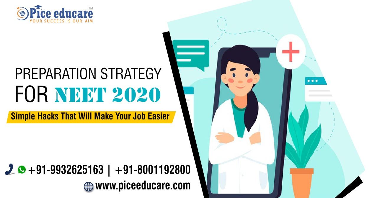 Preparation strategy for NEET 2020 9887