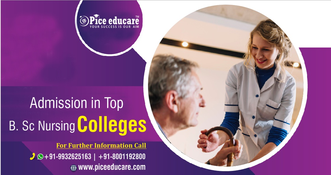Admission in top B.Sc nursing colleges