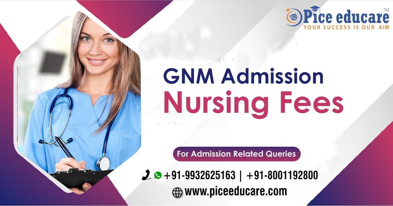 GNM Nursing Admission Fees in Kolkata West Bengal India