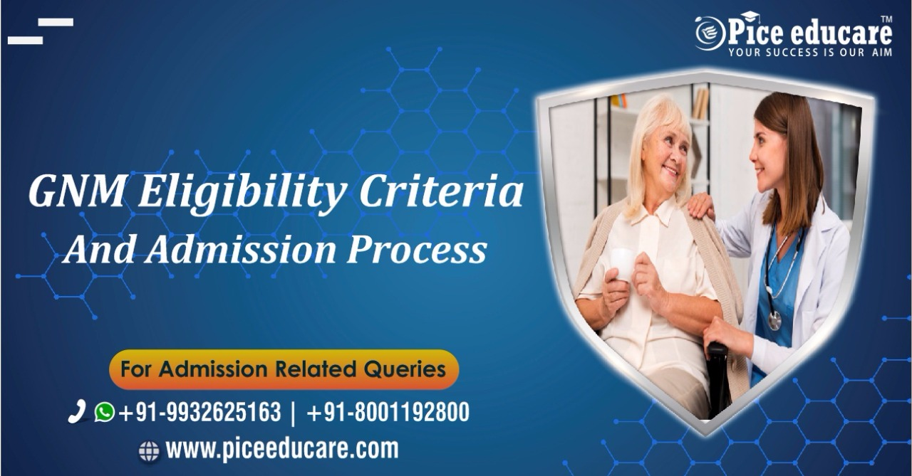 GNM Eligibility Criteria And Admission Process in West Bengal