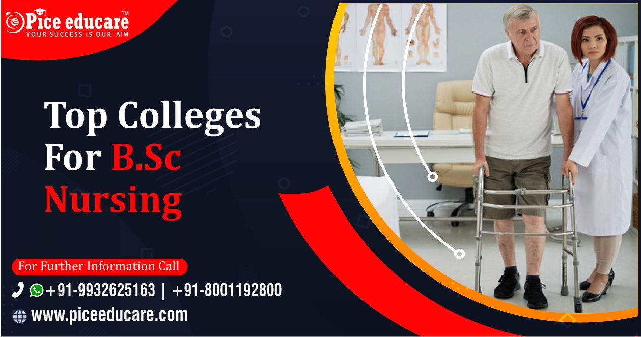 Top colleges for B.Sc Nursing admission