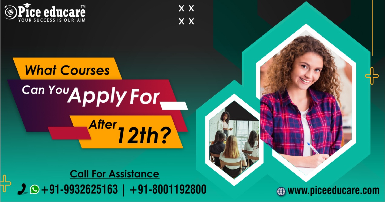 What courses can you apply for after 12th?