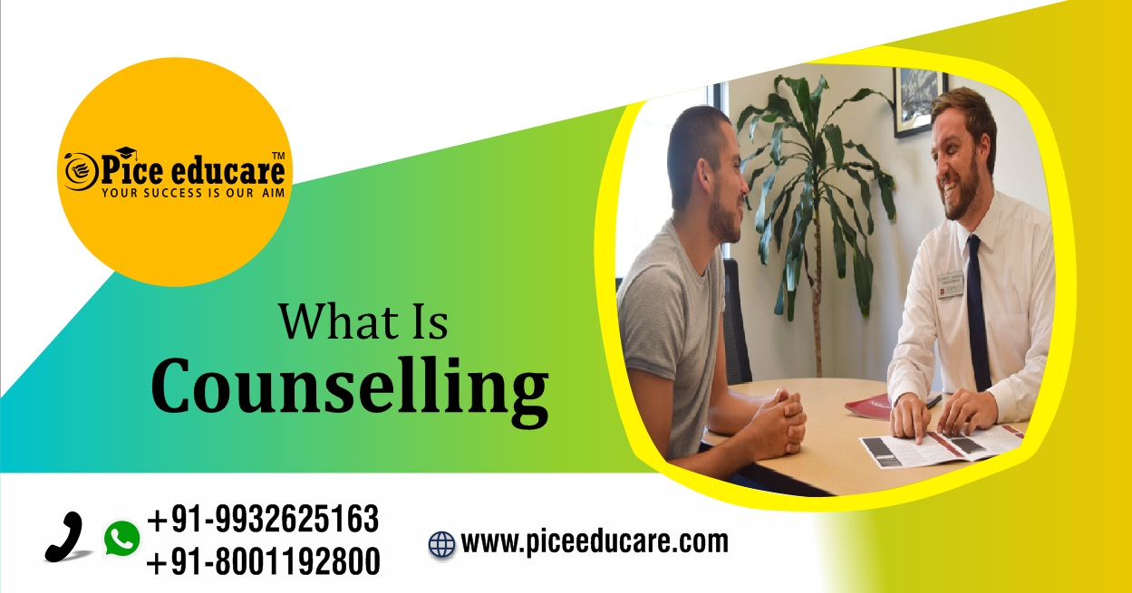What is career counselling?