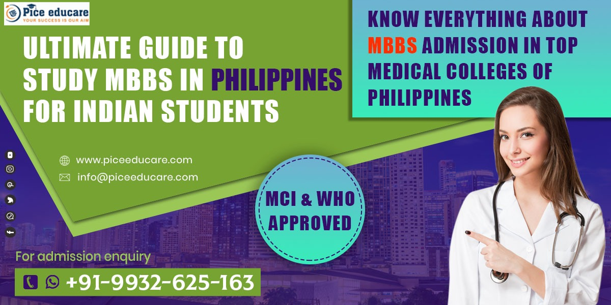 MBBS Admission In Philippines 2020