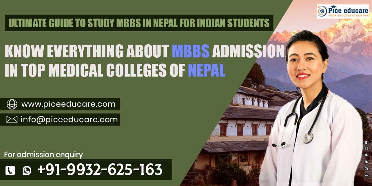 MBBS medical college admission in Nepal 2020