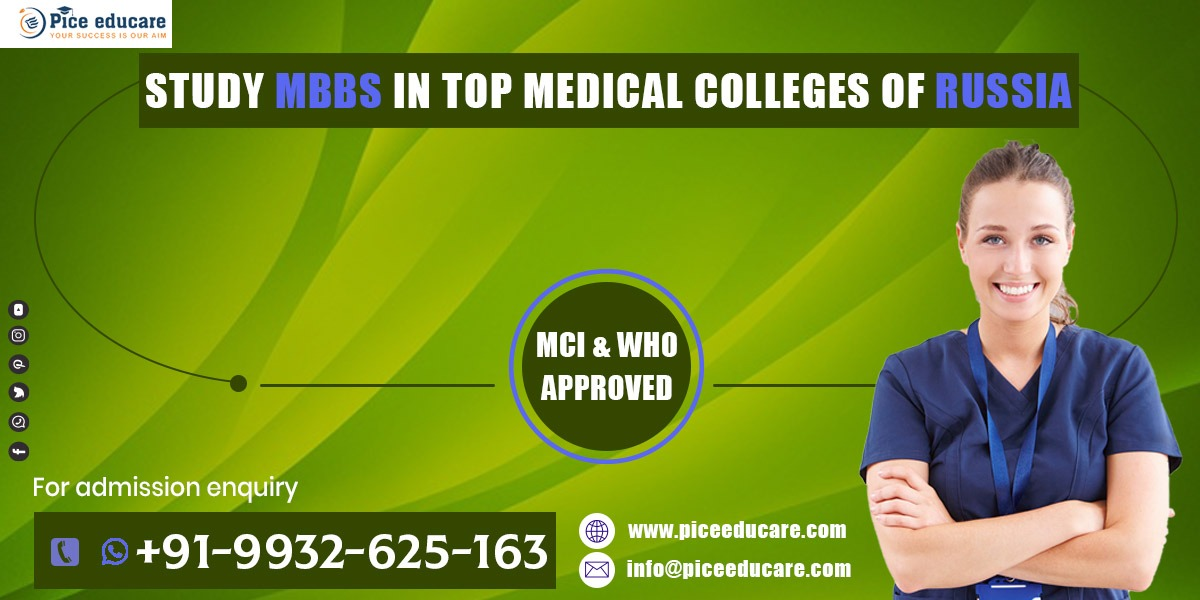 get admission in to MBBS medical colleges of Russia