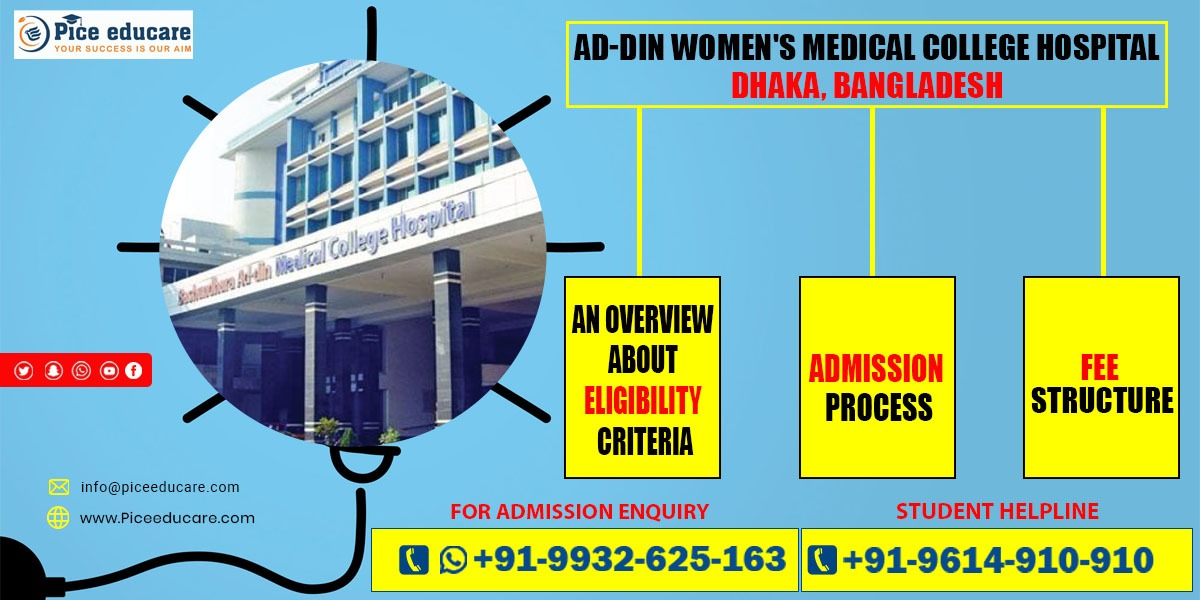 Ad-Din Women's medical college Overview