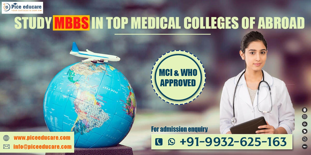 Study in top MBBS medical college in abroad