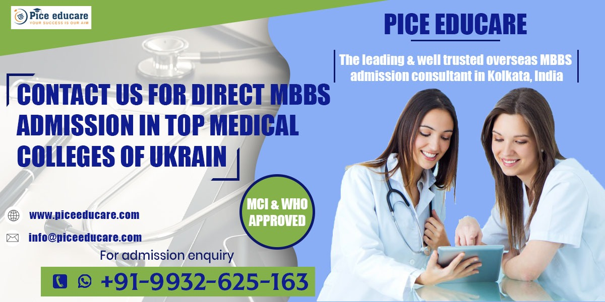 Know everything about MBBS admission in Ukrain