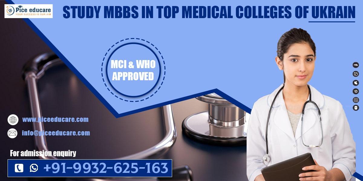 Study in top MBBS medical colleges in Ukrain