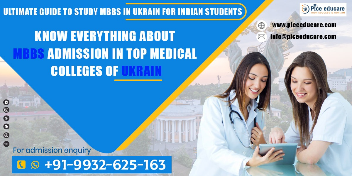 Ultimate guide to Study mbbs in Ukrain