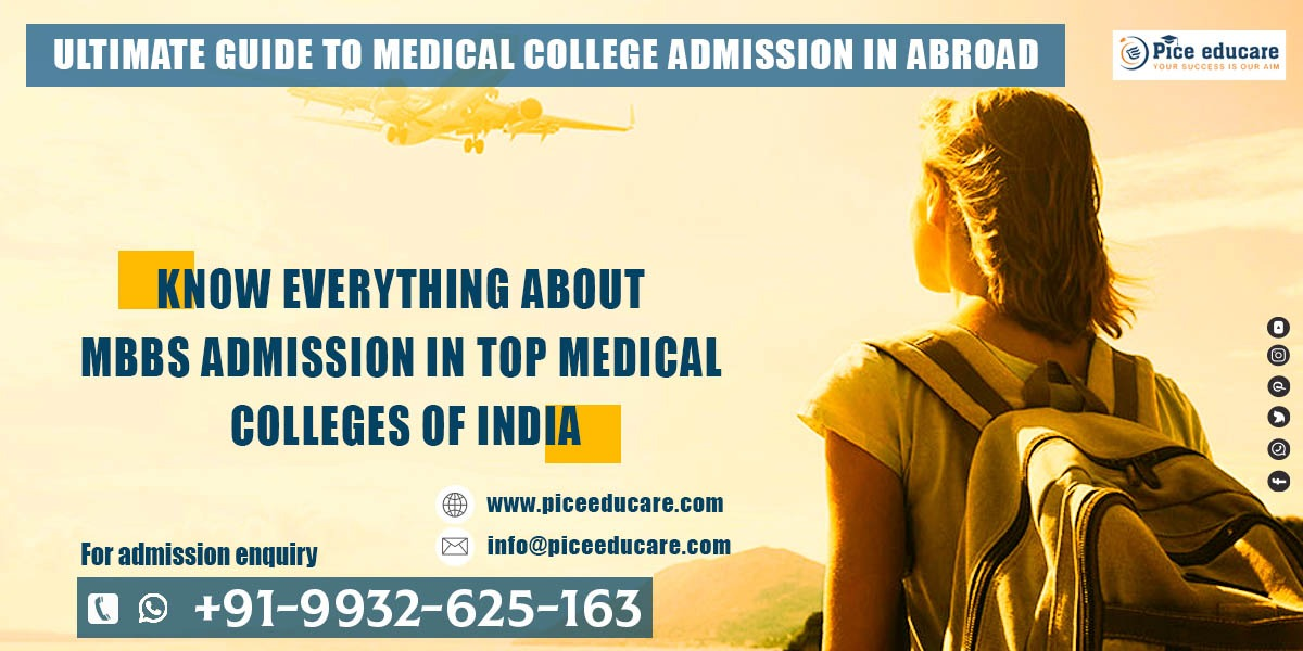 Ultimate guide for MBBS admission in abroad