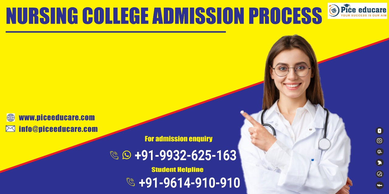 Nursing college admission process for Kolkata West Bengal