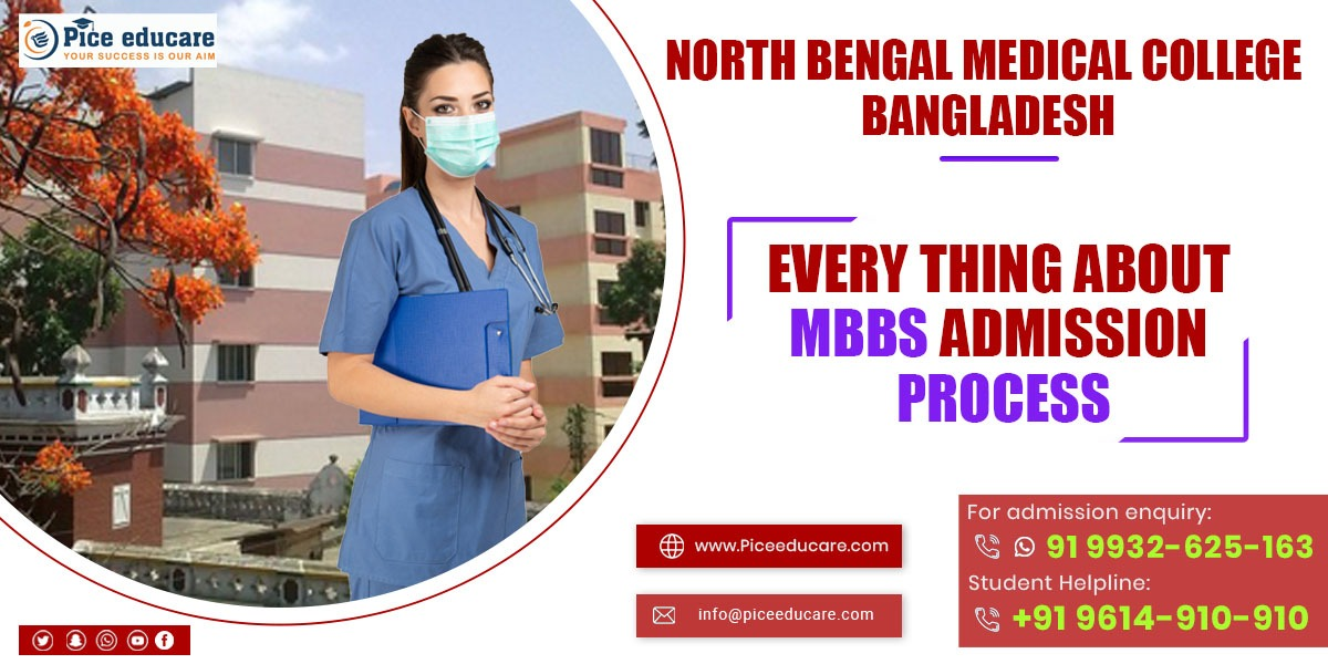 Every thing about MBBS admission in North Bengal Medical college Bangladesh