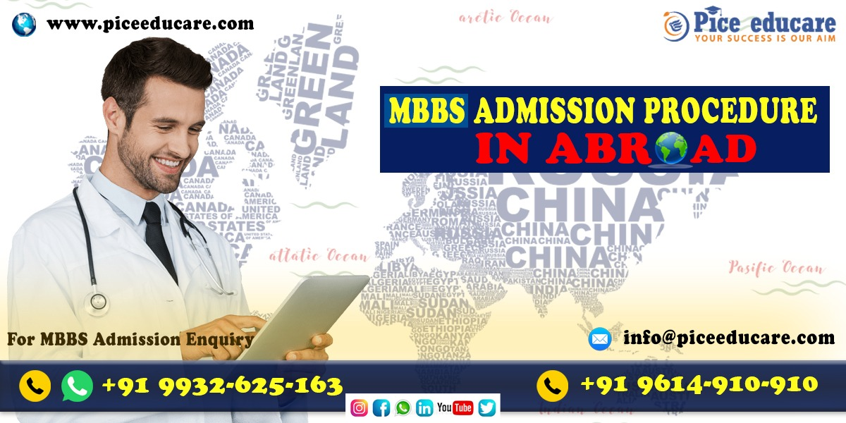 MBBS Admission Process In Abroad