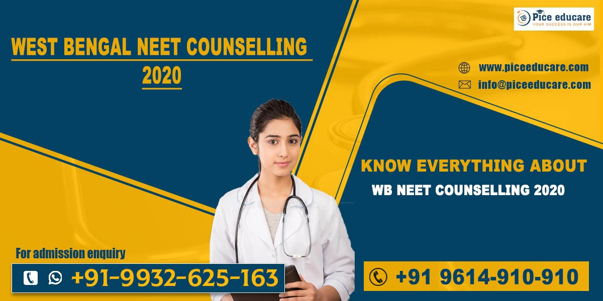 Know every thing About 2020 NEET counselling in West Bengal