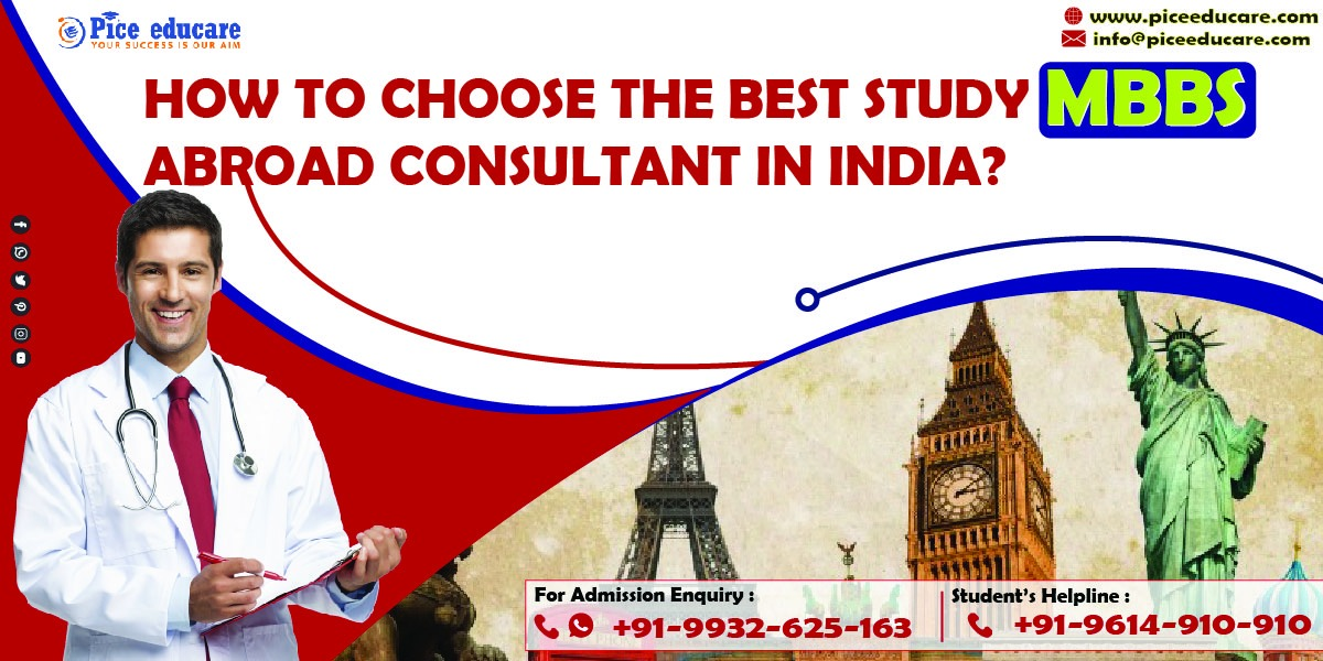 How To Find The Best Overseas MBBS Admission Consultancy In India?