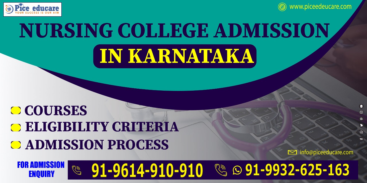 Nursing College Admission In Karnataka