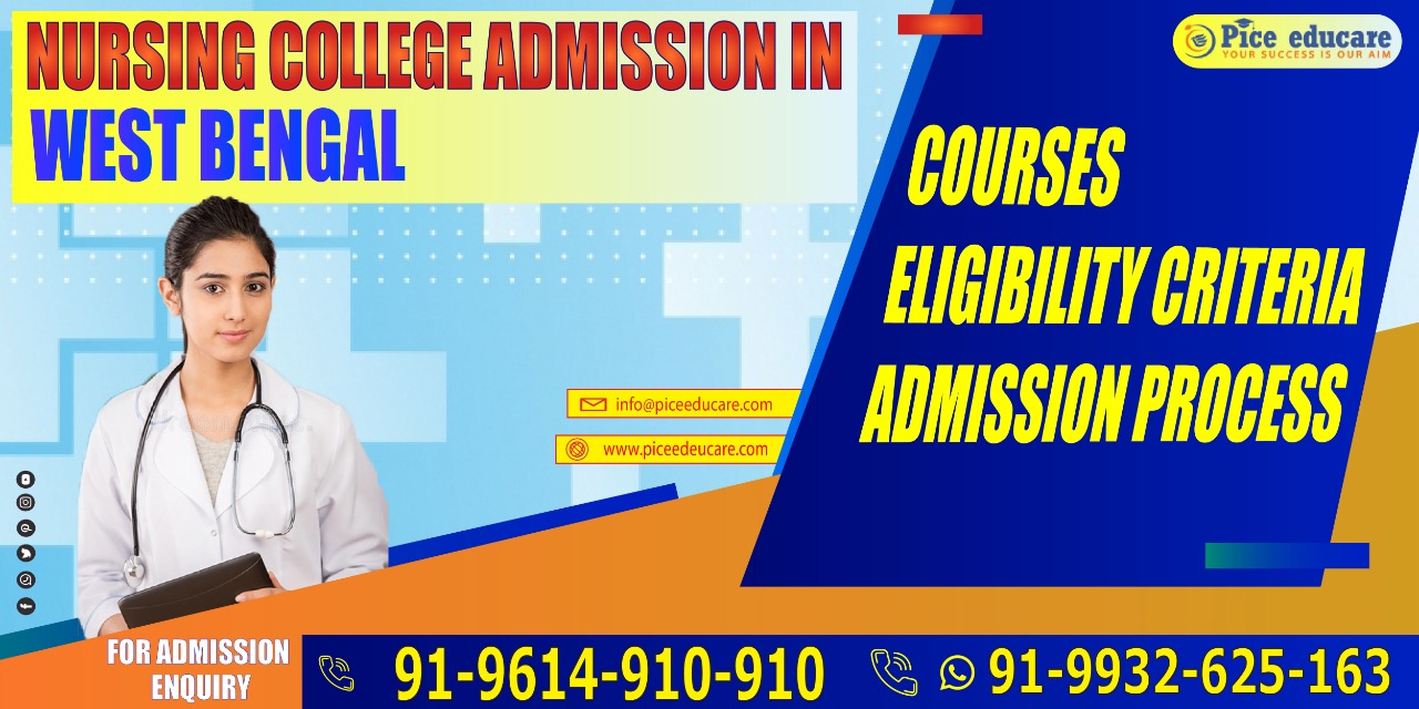 Nursing College Admission In Kolkata West Bengal