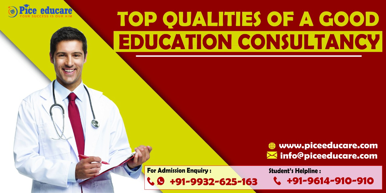 Top qualities of study MBBS abroad consultants