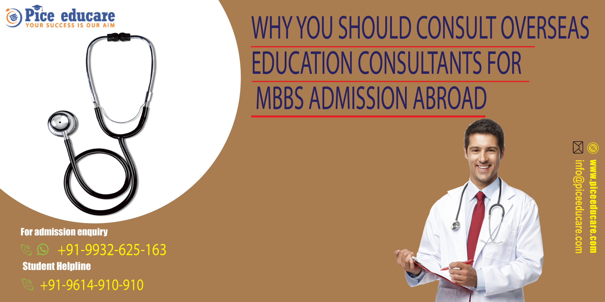 Why to prefer Study MBBS Abroad Consultancy