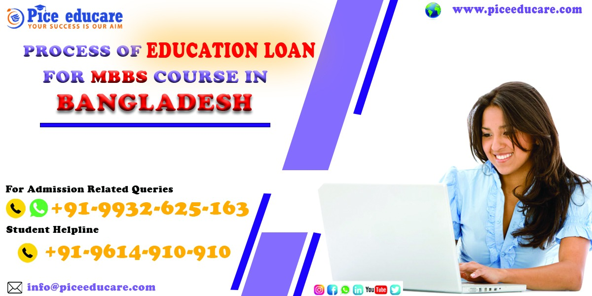 Process of education loan for mbbs in abroad