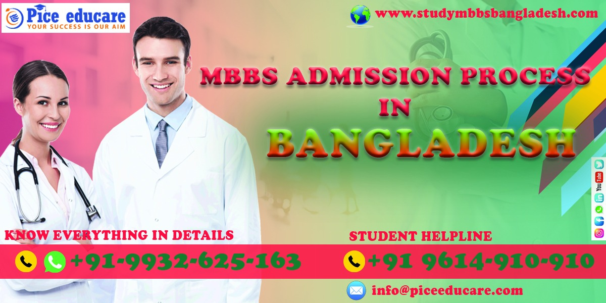 MBBS Admission Process In Bangladesh