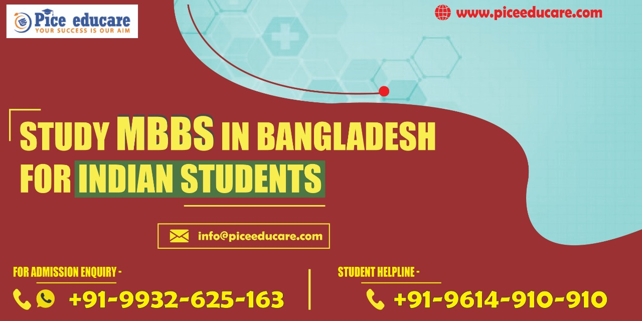 Study MBBS IN Bangladesh For Indian Students