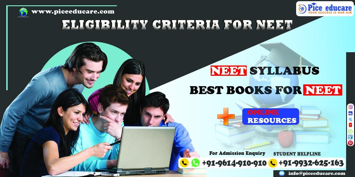 Eligibility Criteria For NEET