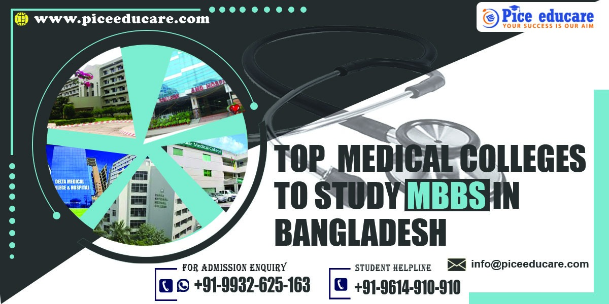 Top Medical Colleges To Study MBBS In Bangladesh