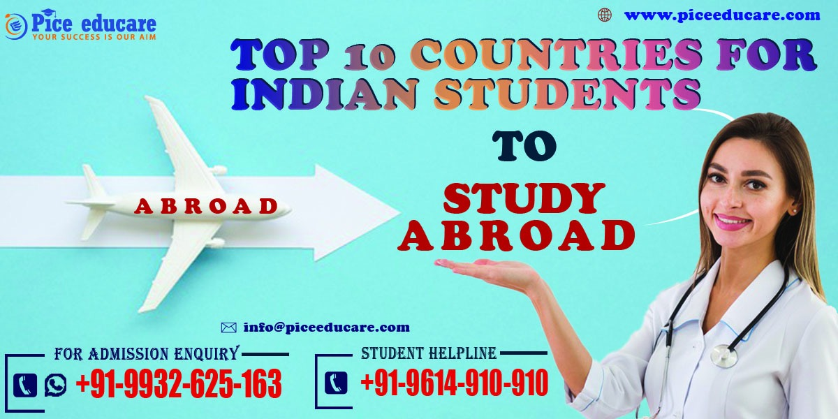 Top Countries To Study MBBS in Abroad