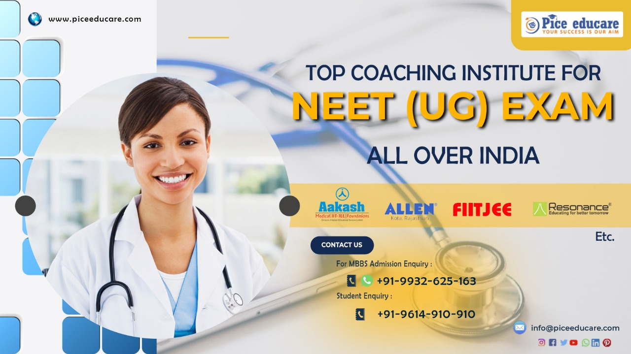 Which Is The Best Coaching Institute For NEET In All Over India?