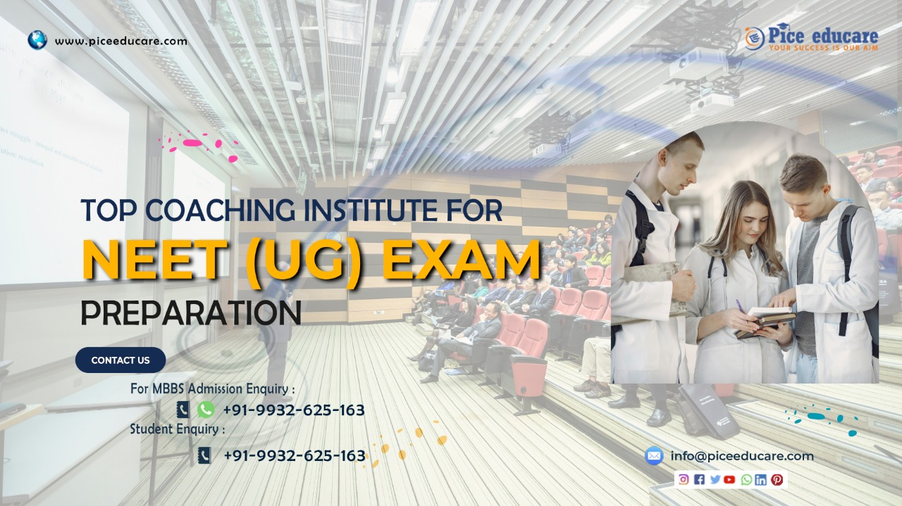 Top Coaching For NEET UG Preparation