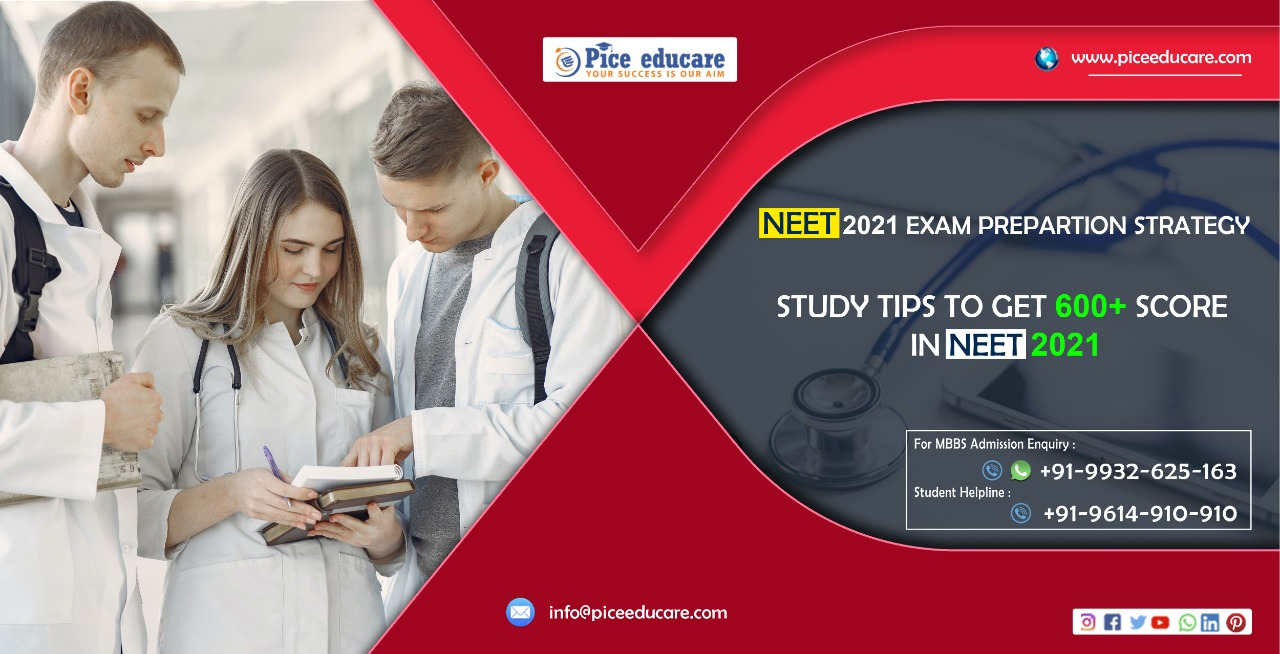 How to Prepare NEET UG Exam 2021