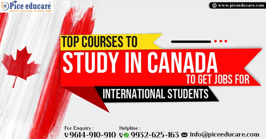 Best courses to study in Canada