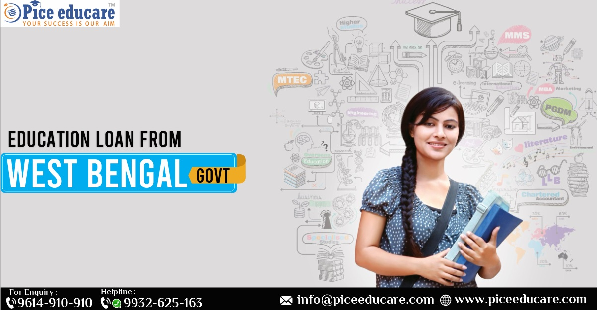 Education loan from govt of west bengal