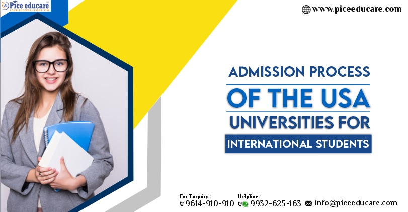 Admission Process Of US Universities For Indian