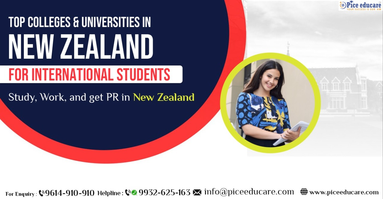 Top Colleges in New Zealand