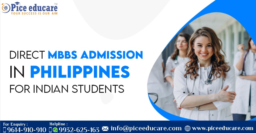 Direct MBBS Admission In The Philippines For Indian Students